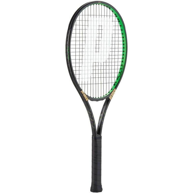 Raqueta de tenis Prince TXT2 TOUR 100 310 sin encordar