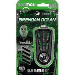 Brendan Dolan steeltip dartpijlen 25gr