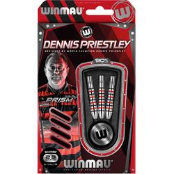 Dennis Priestley steeltip dartpijlen 25gr