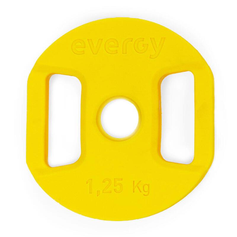 EVERPUMP DISCO ÉLITE (PU) DE 1,25 KG  (COLOR:AMARILLO)