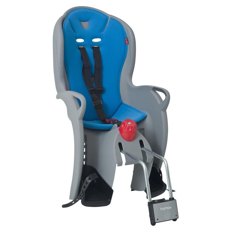 Sleepy Child Bike Seat Grey/Blue