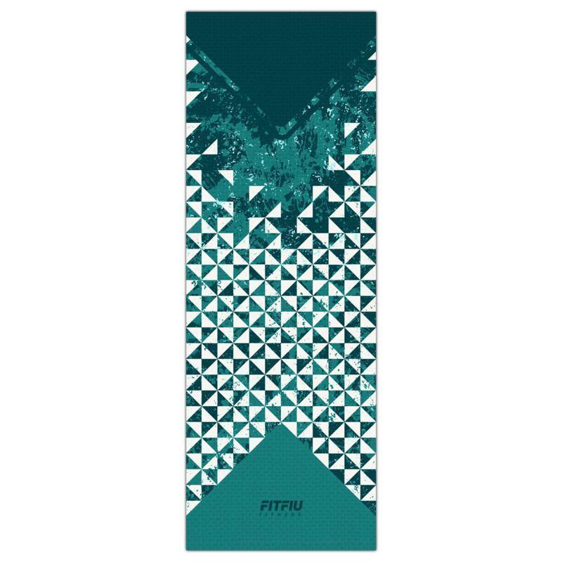 Tapis de yoga antidérapant MAT-G50 BLEU