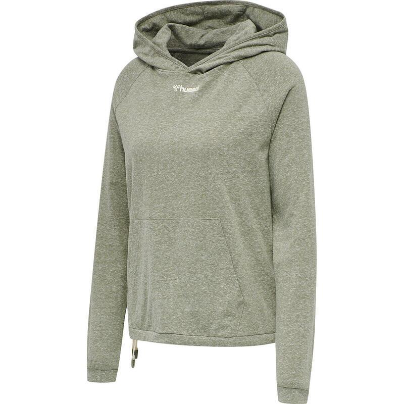 Sweatshirt à capuche Hummel hmlzandra