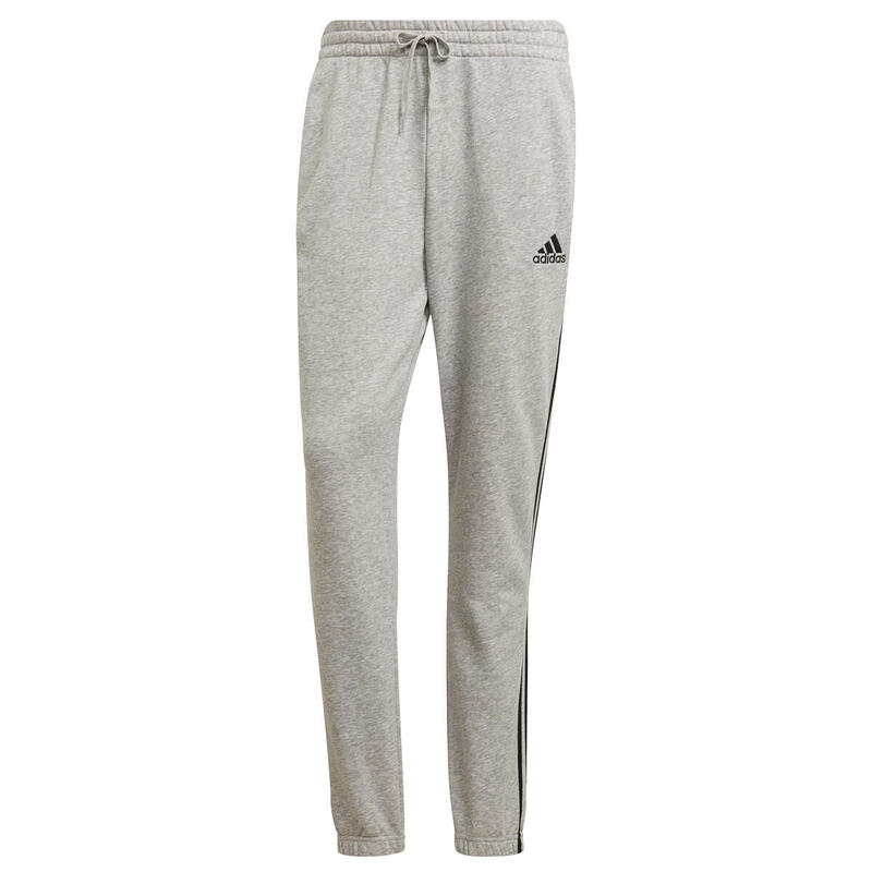 Pantalon adidas Essentials French Terry Tapered 3-Bandes