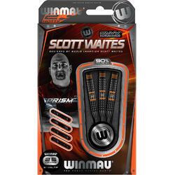 Scott Waites steeltip dartpijlen Onyx 25gr