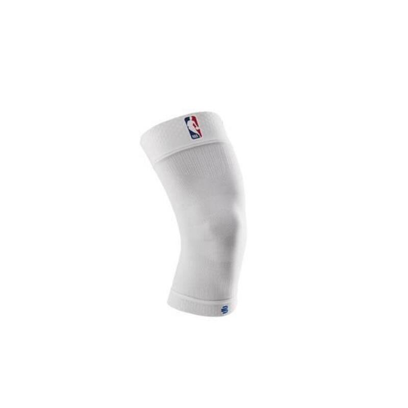 Sports Compression Knee Support NBA - WHITE