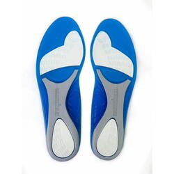 Performance Gel Insole (Size: 45-46)