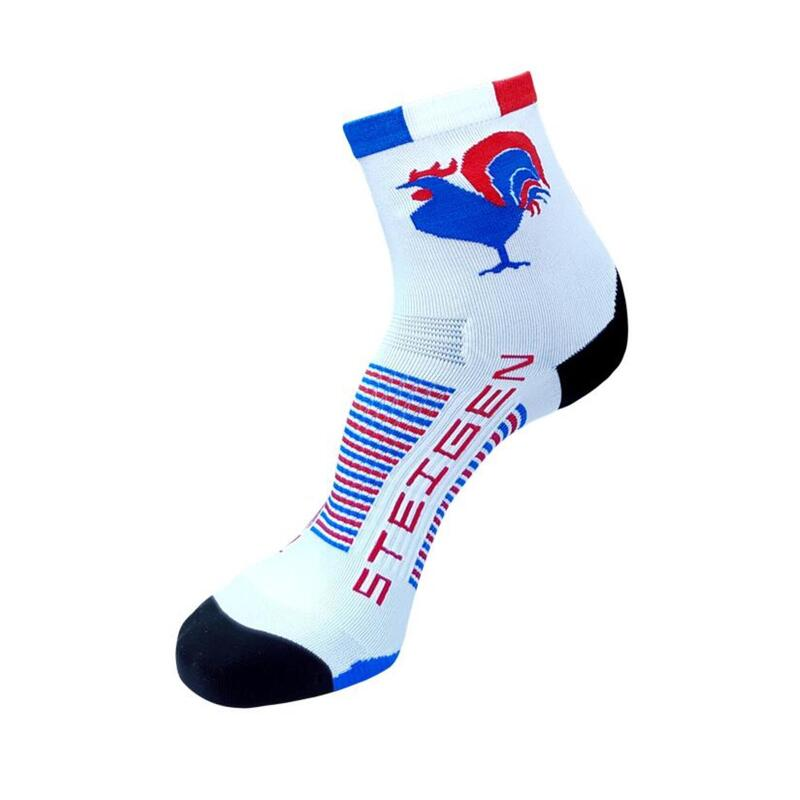 Steigen 1/2長度 法國款 運動襪