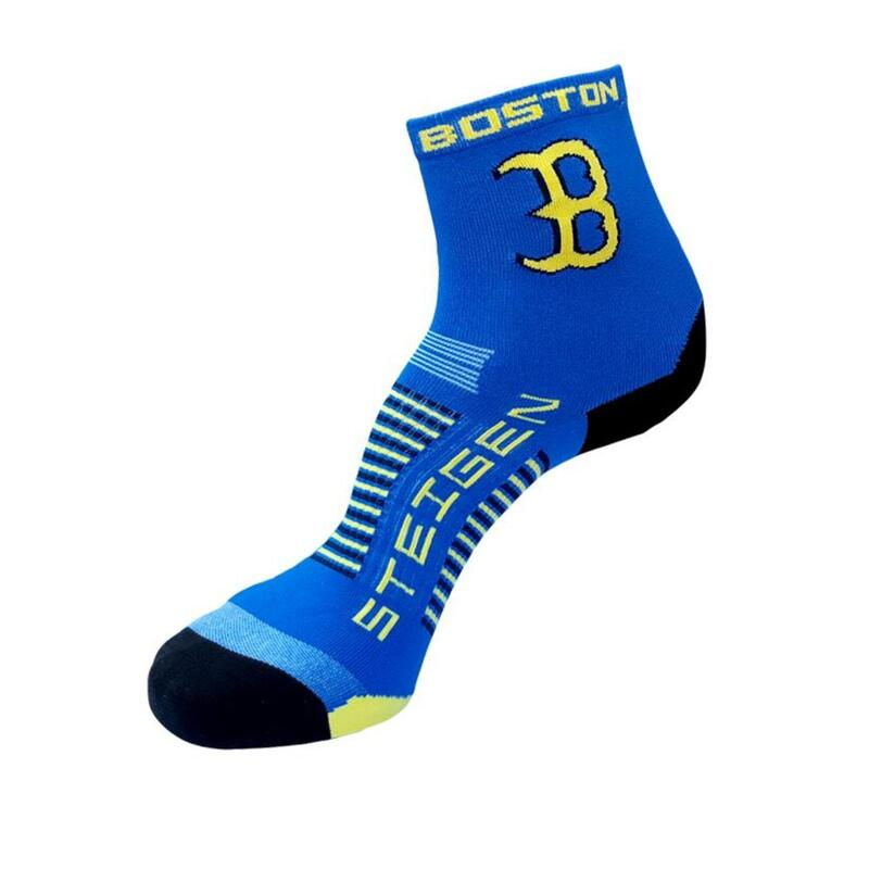 Steigen 1/2長度 波士頓款 運動襪