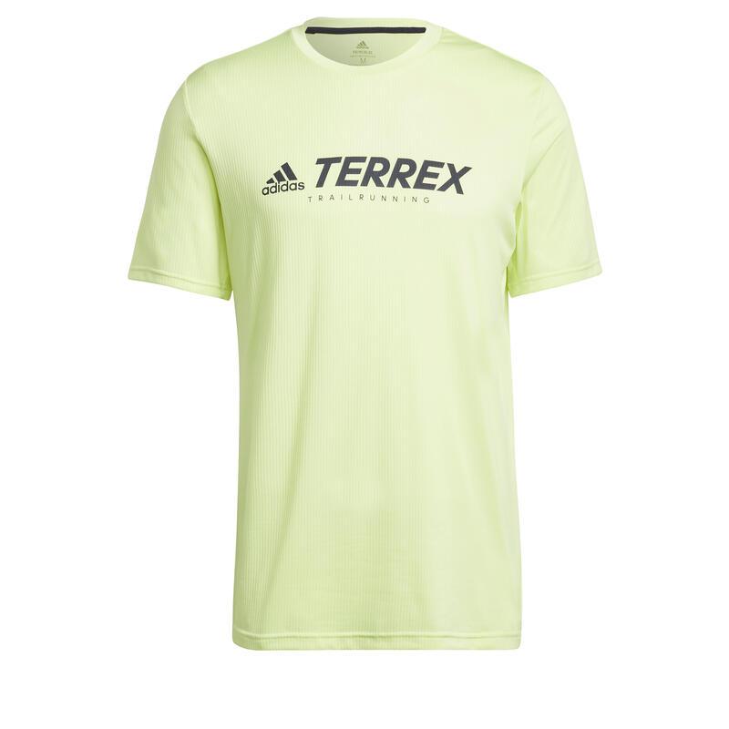 T-shirt adidas Terrex Primeblue Trail Functional Logo