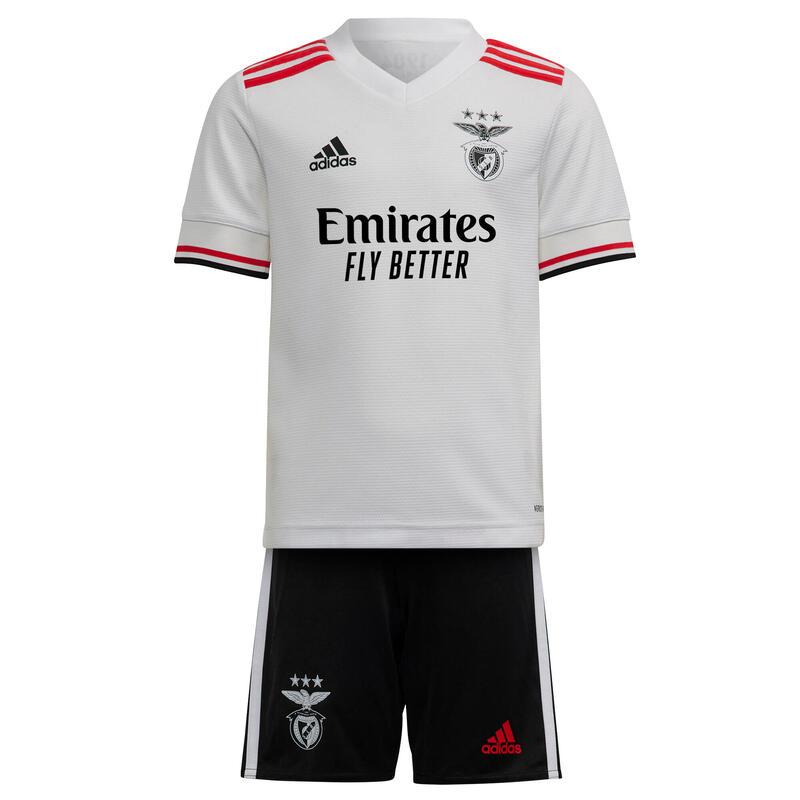 Mini Kit Extérieur Benfica 2021/22