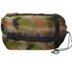 Mummyslaapzak Tactical Sniper 230 cm - Camouflage Woodland
