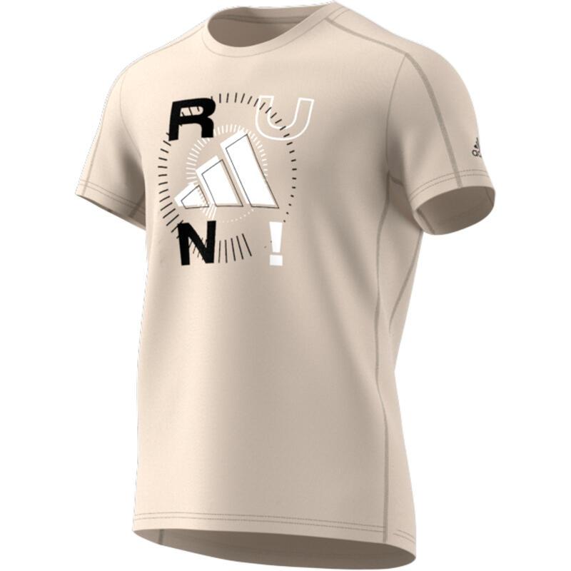 T-shirt adidas Run Logo