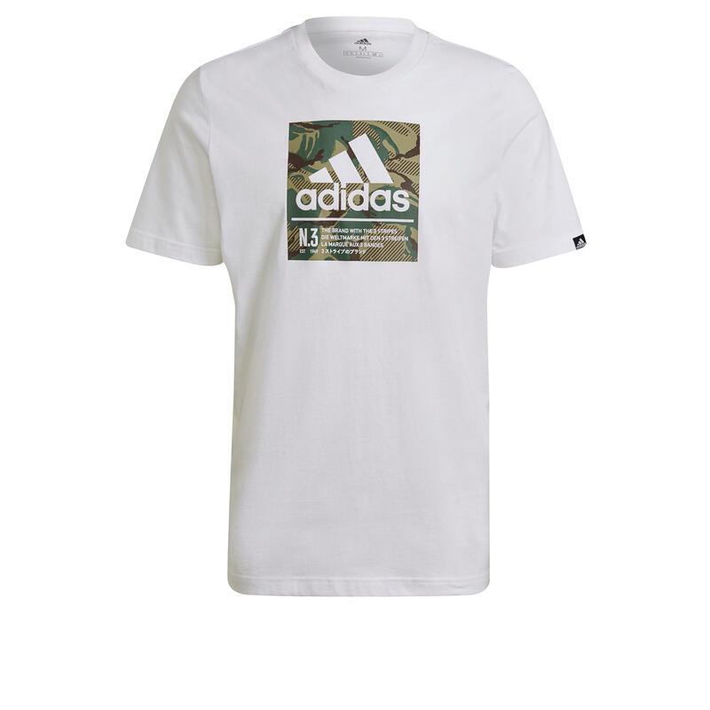 T-shirt adidas Camo Box Graphic