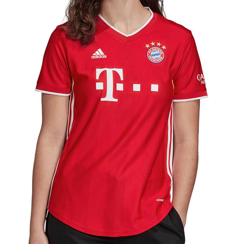 Maillot domicile femme Bayern 2020/21