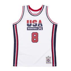 Authentic Jersey Team USA 1992 Scottie Pippen