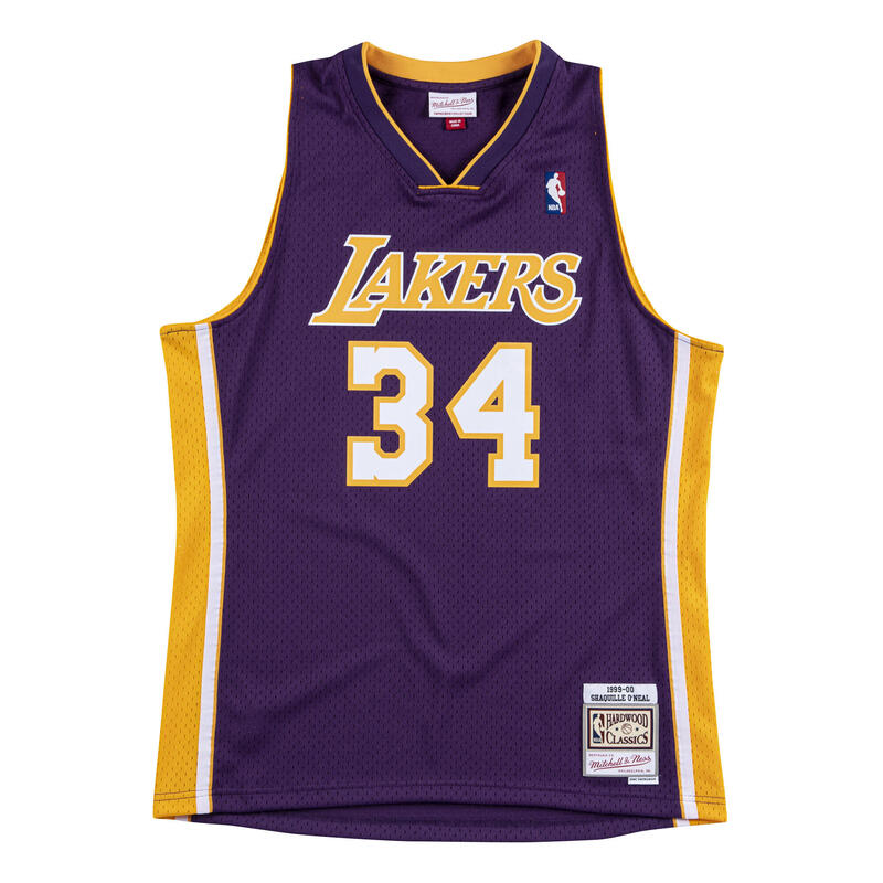Swingman Jersey Los Angeles Lakers 1999-00 Shaquille O'Neal