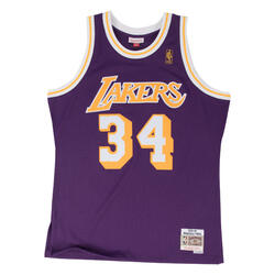 Swingman Jersey Los Angeles Lakers Road 1996-97 Shaquille O'Neal