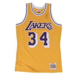 Swingman Jersey Los Angeles Lakers Home 1996-97 Shaquille O'Neal
