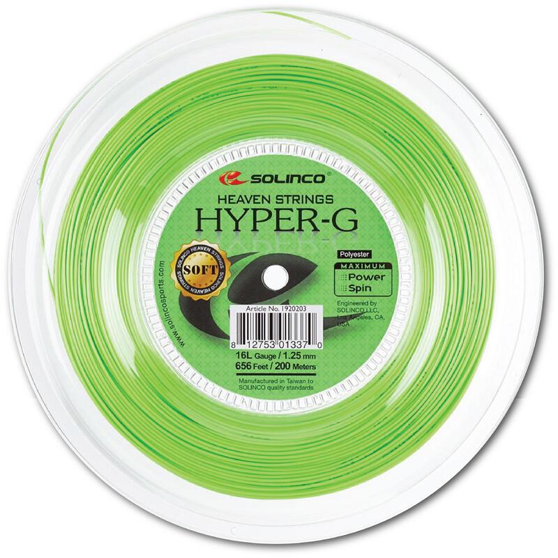Solinco Hyper-G Soft 16L 1.25 Reel