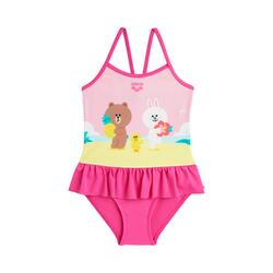 ARENA S21 K LINE FRIENDS 1PC PINK
