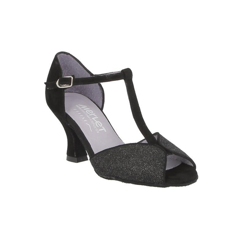 JADE - chaussure de danse de salon à bout ouvert