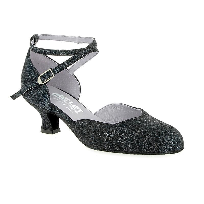 BADRAS - chaussure de danse de salon à brides croisées