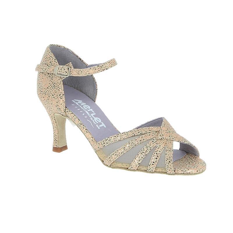 SANO - chaussure de danse de salon à brides