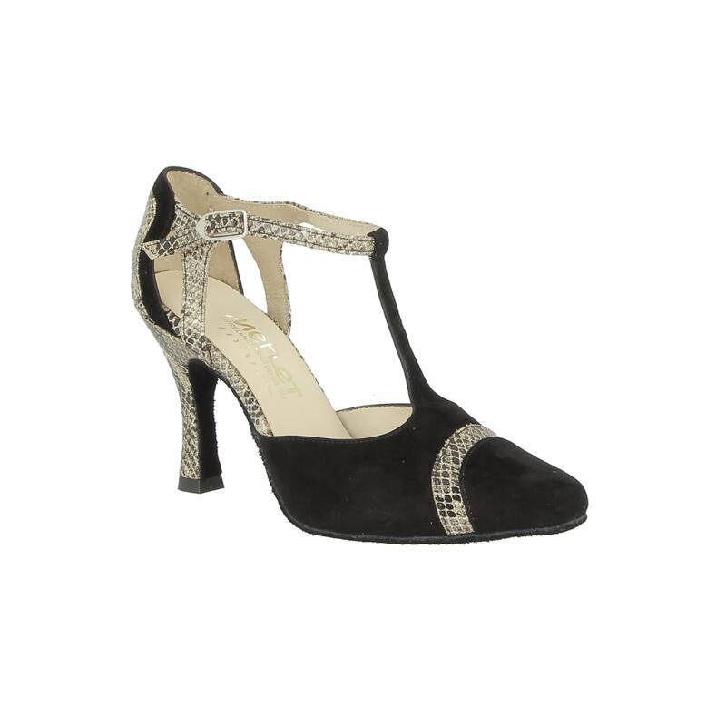 LUNA - chaussure de danse de salon salomé à talon haut