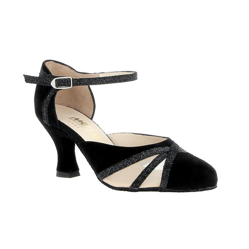 CHARMA -  chaussure de danse de salon à bout fermé