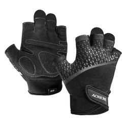 M-52 Sports Gloves Breathable Damping Half Finger Anti-slip Cycling Camping