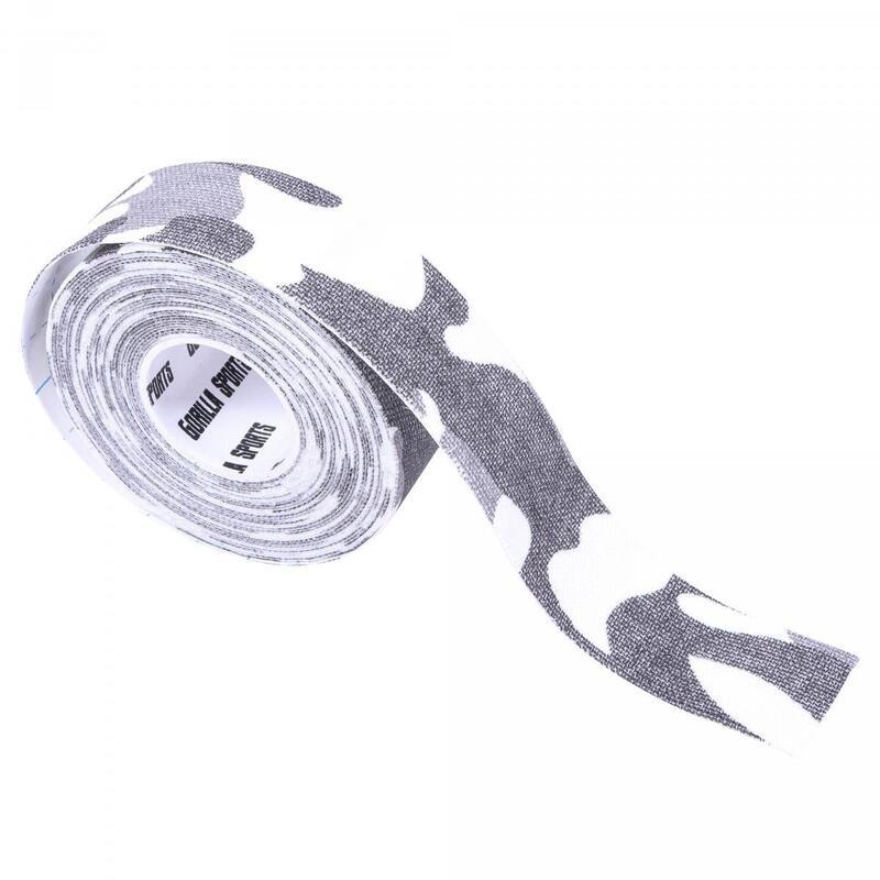 Bande de kinésiologie camouflage gris - rouleau de 5 m -  Largeur : 5 cm