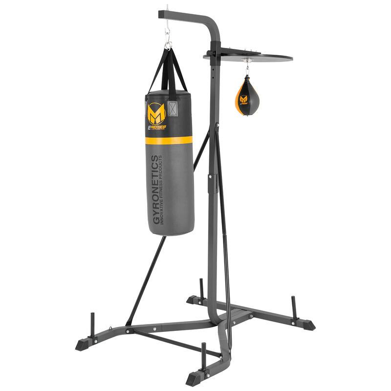 E-Series Plateforme station de boxe pour sac de frappe et poire de vitesse GN026