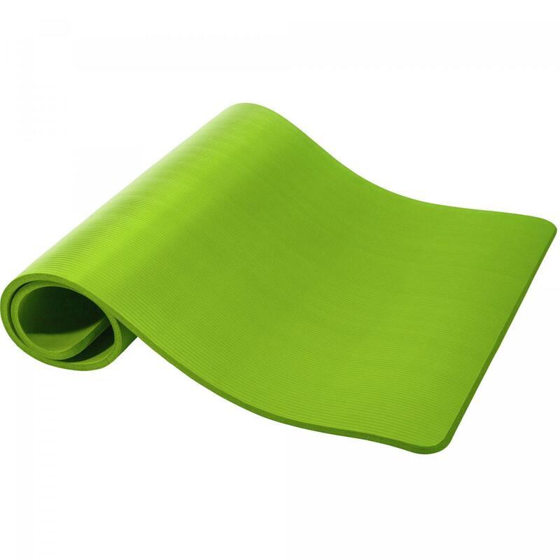 Tapis en mousse grand -190x100x1,5cm (Yoga - Pilates - sport à domicile)