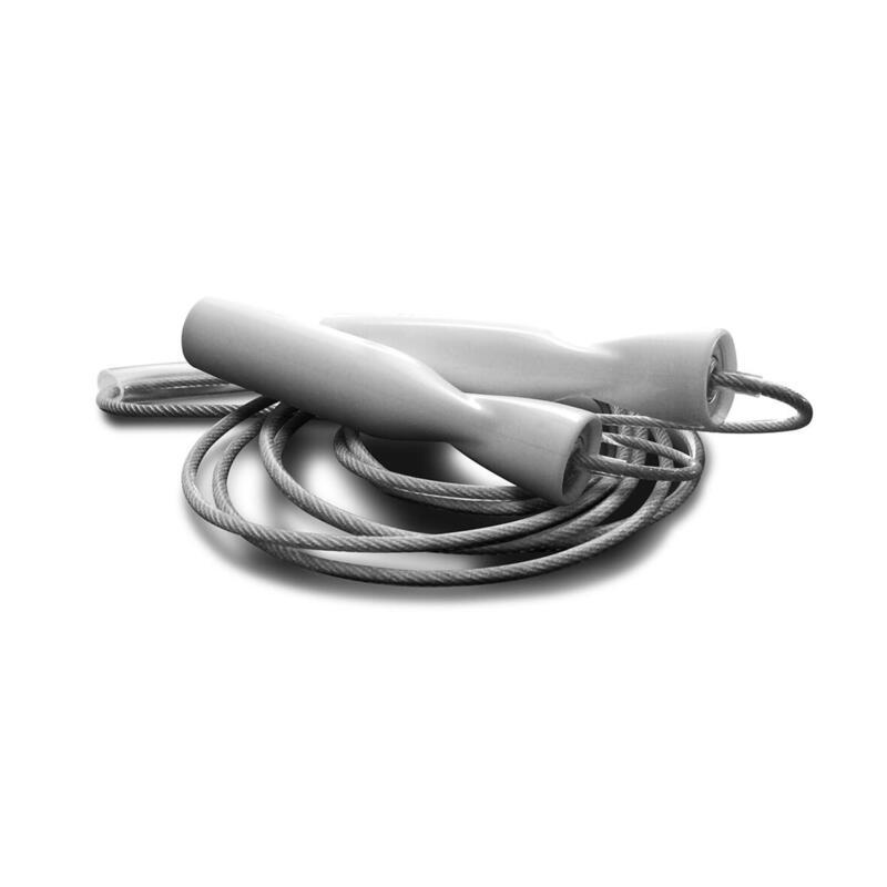 Corde à Sauter  longueur 2.55M Acier gainé