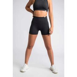 Pulse Seamless Fitness Short - Dames - Zwart