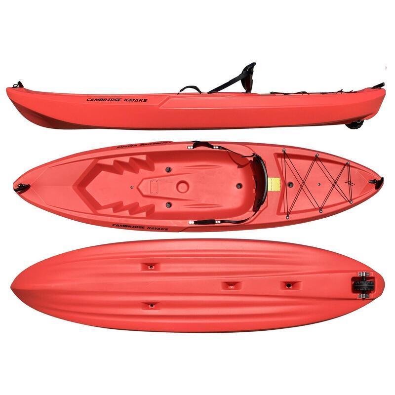 Cambridge Kayak Pioneer I Sit on Top Kayak 264cm x 66cm x 25cm