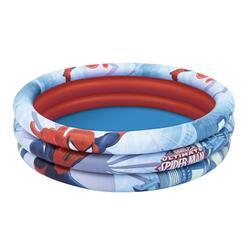 Bestway piscine gonflable Spider-Man 122 x 30 cm bleu/rouge