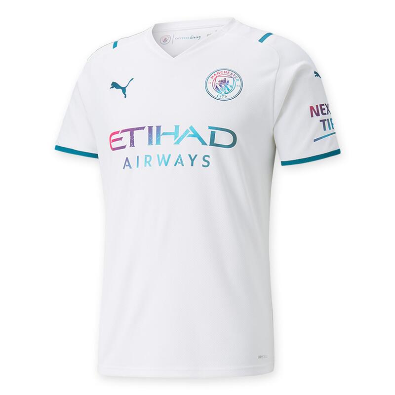 Maillot extérieur Manchester City 2021/22