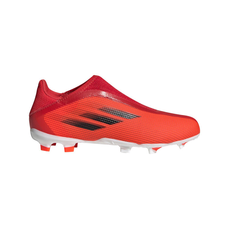 Chaussures enfant adidas X Speedflow.3  Laceless FG