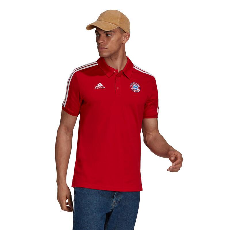 Polo FC Bayern Munich 3-Stripes