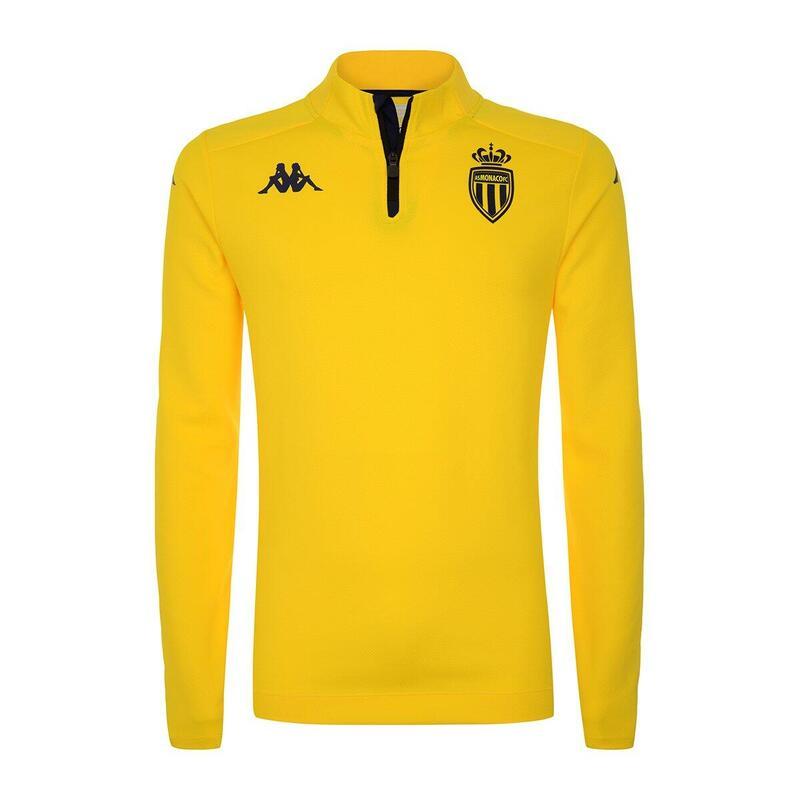 Sweat 1/4 zip AS Monaco 2021/22