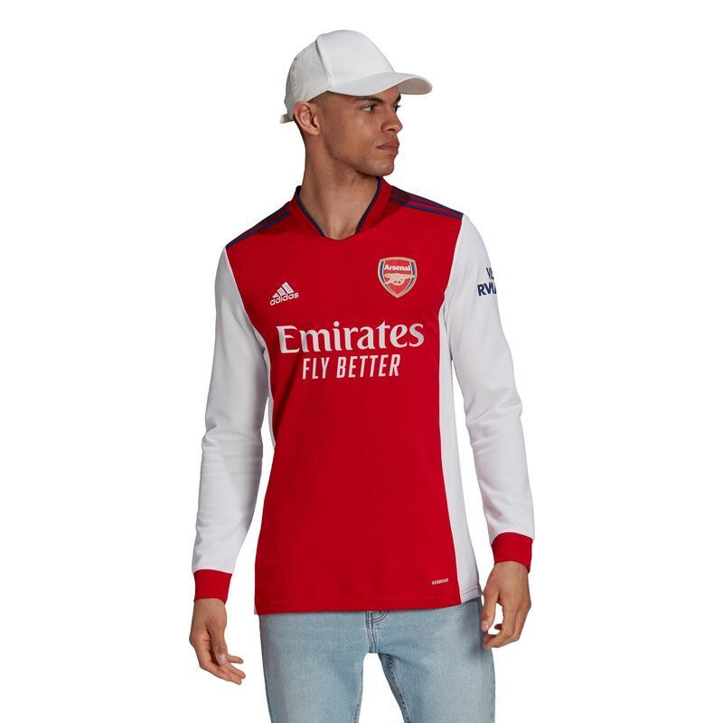 Maillot manches longues domicile Arsenal 2021/22