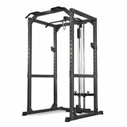 Titanium Strength Jaula de Musculação com Polia Alta e Baixa