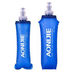 SD15 250ml / 500ml Softflask BPA Free Foldable Soft Water Bottle