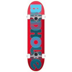 "Birdhouse Stage 1 Opacity Logo rosso 8 "" Skateboard"