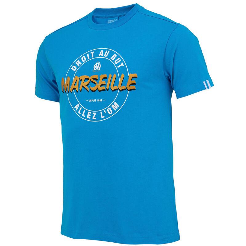 T-shirt OM - Collection officielle OLYMPIQUE DE MARSEILLE - Homme