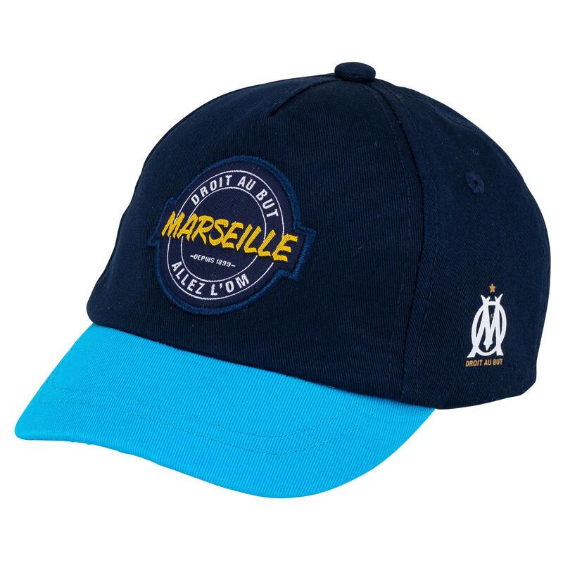 Casquette OM - Collection officielle OLYMPIQUE DE MARSEILLE - Bébé