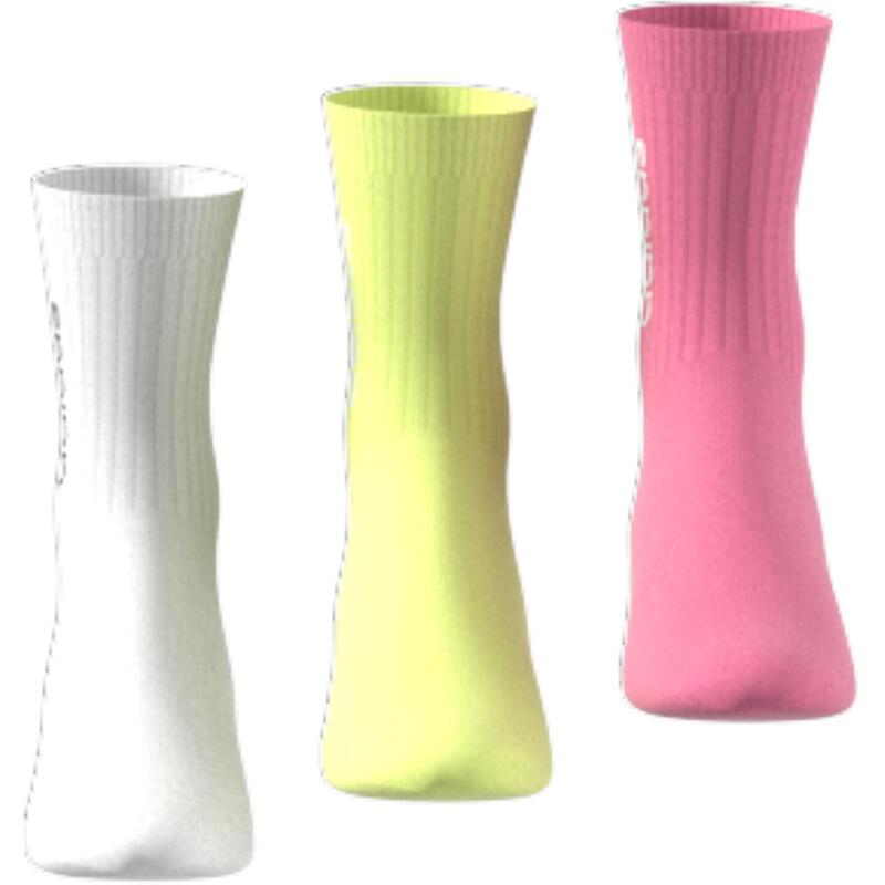 Lot de 3 paire de Chaussettes adidas Half-Cushioned Vertical