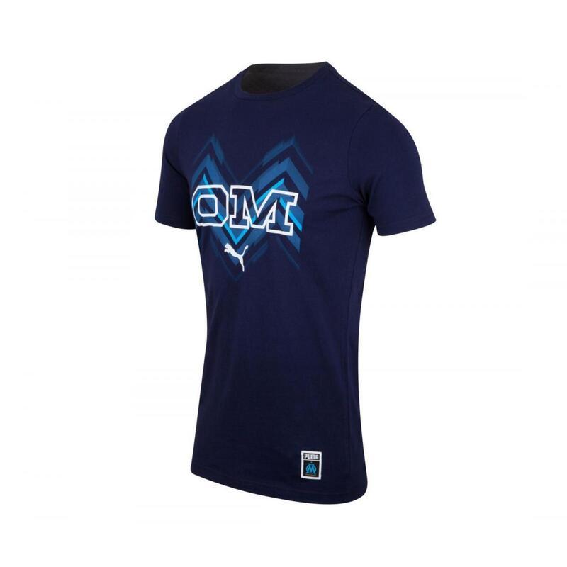 T-shirt Olympique de Marseille Footballcore